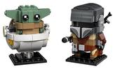 LEGO Star Wars 75317 Mandalorian a dítě