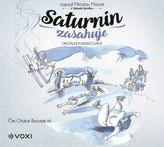 Saturnin zasahuje (audiokniha)