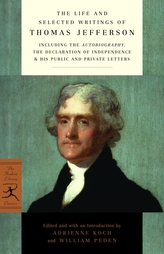 Life & Selected Writing Jefferson