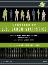 Handbook of U.S. Labor Statistics 2019