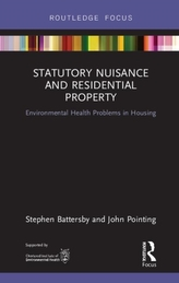 Statutory Nuisance and Residential Property