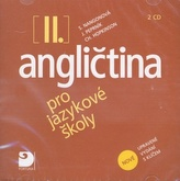 Angličtina pro jazykové školy II. 2 CD