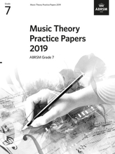 Music Theory Practice Papers 2019, ABRSM Grade 7