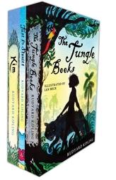 Illustrated Kipling Classics Three-Book Pack