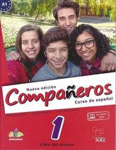 Nueva Companeros 1 - Alumno+Licencia Digital