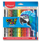 Maped - Pastelky Color´Peps Animals 24 ks