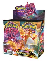 Pokémon TCG: Sword and Shield Darkness Ablaze akce 1+1 Pack Blister