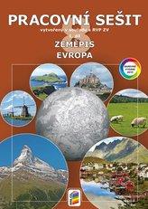 Zeměpis 8, 1. díl - Evropa - barevný pracovní sešit