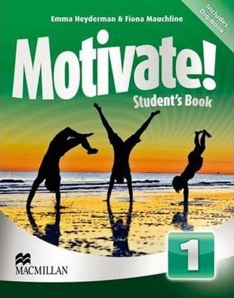Motivate 1 Student´s Book Pack - Náhled učebnice