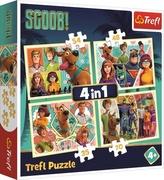 Puzzle Scoob 4v1