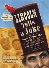 Lincoln Tells a Joke