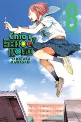 Chio\'s School Road, Vol. 8