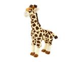 Žirafa plyšová 28cm stojící 0m+ v sáčku