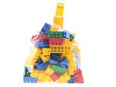 Kostky stavební 3-9cm 75ks v sáčku