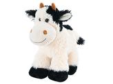 Kráva plyšová 28cm stojící 0m+ v sáčku