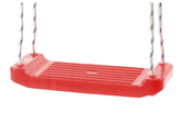 Houpačka plastová (prkénko) červená v síťce