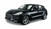Bburago 1:24 Plus Porsche Macan Black