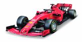 Bburago 1:18 Ferrari  Racing F1 2019 SF90 Sebastian Vettel