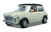 Bburago 1:18 Mini Cooper (1969) Beige