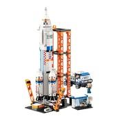 Qman MineCity 1140 Start vesmírné rakety