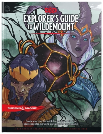 Explorer\'s Guide to Wildemount (D&D Campaign Setting and Adventure Book) (Dungeons & Dragons)