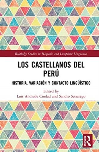 Los castellanos del Peru