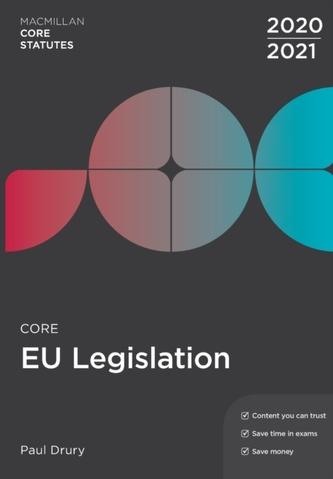 Core EU Legislation 2020-21