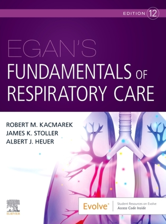 Egan\'s Fundamentals of Respiratory Care