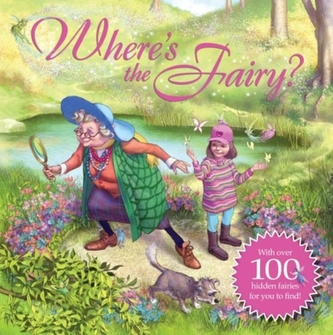 WHERE\'S THE FAIRY?