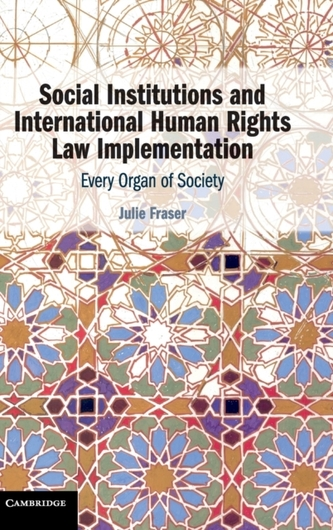Social Institutions and International Human Rights Law Implementation