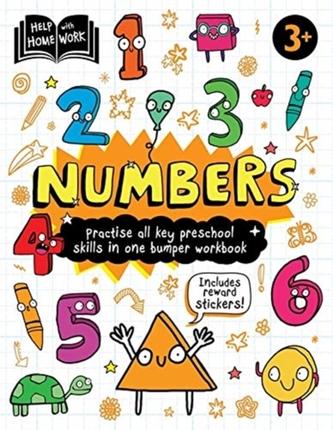 Help With Homework: 3+ Numbers
