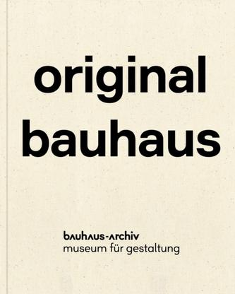 Original Bauhaus: Catalogue