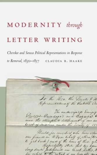 Modernity through Letter Writing