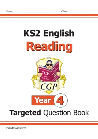 New KS2 English Targeted Question Book: Reading - Year 4