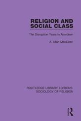 Religion and Social Class