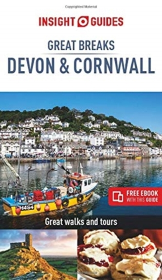 Insight Guides Great Breaks Devon & Cornwall (Travel Guide with Free eBook)