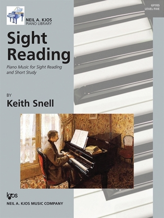 Sight Reading: Piano Music for Sight Reading and Short Study, Level 5