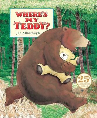 Where\'s My Teddy?