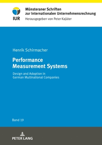 Performance Measurement Systems
