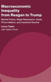 Macroeconomic Inequality from Reagan to Trump