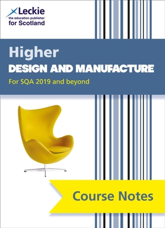 NEW Higher Design and Manufacture (second edition)