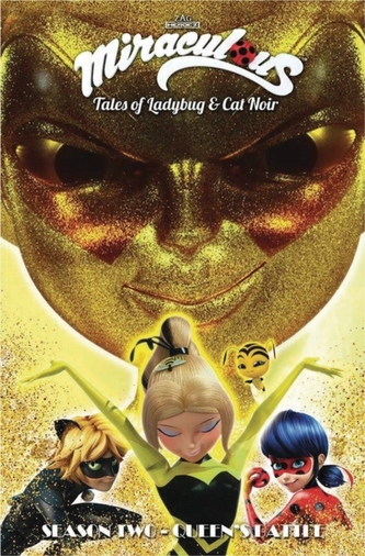 Miraculous: Tales of Ladybug and Cat Noir: Season Two - Queen\'s Battle