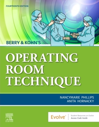 Berry & Kohn\'s Operating Room Technique