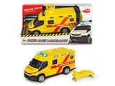 Ambulance Iveco, česká verze, 18 cm
