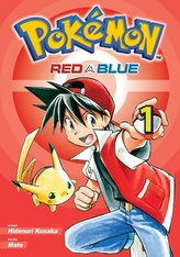 Pokémon Red a Blue 1