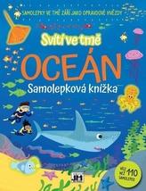 Samolepková knížka Oceán