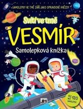 Samolepková knížka Vesmír