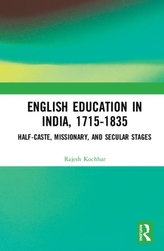English Education in India, 1715-1835