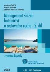 Management služeb hotelnictví a cestovního ruchu - 2. díl - vybrané kapitoly