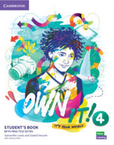Own it! 4 Student´s Book with Practice Extra